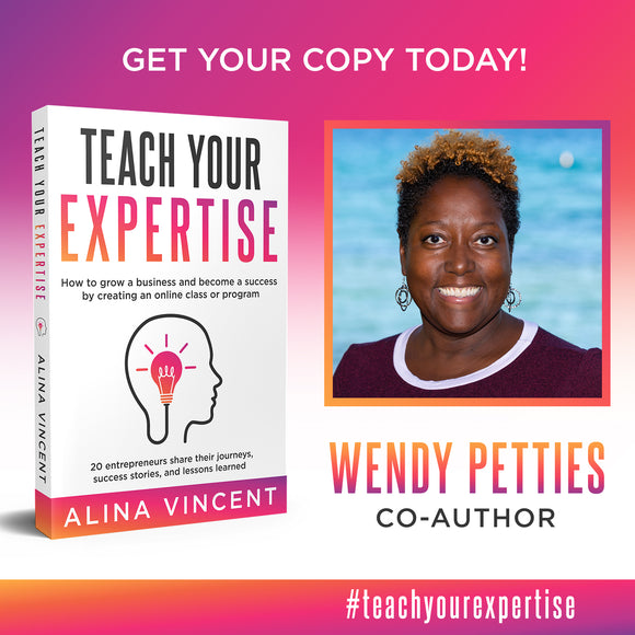 Teach Your Expertise (Wendy's Book)