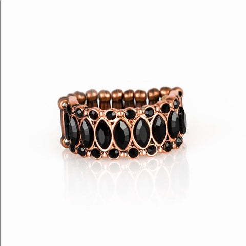 Radical Riches Copper Ring