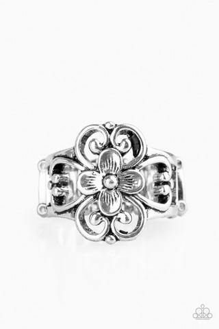 Summer Eden Silver Ring