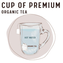 Load image into Gallery viewer, Cup of Premium Organic Tea