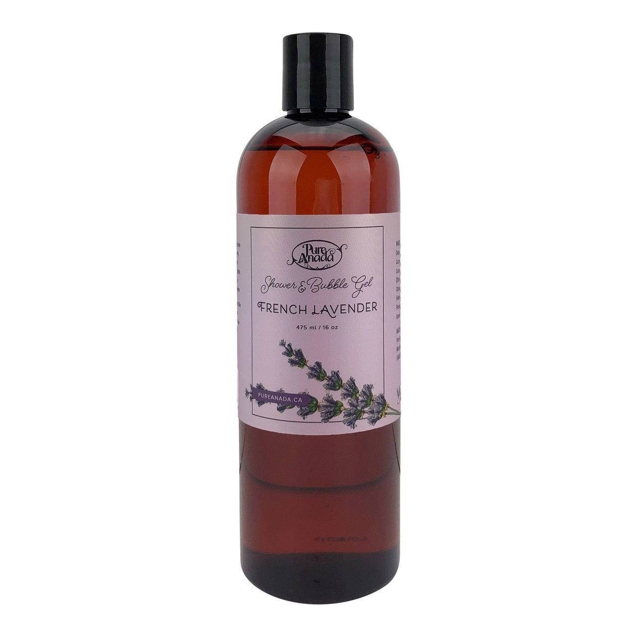 Shower & Bubble Gel - French Lavender