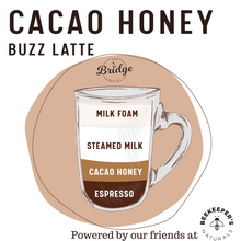 Load image into Gallery viewer, Cacao Honey Buzz Latte