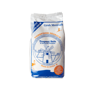 Trapani Coarse Sea Salt