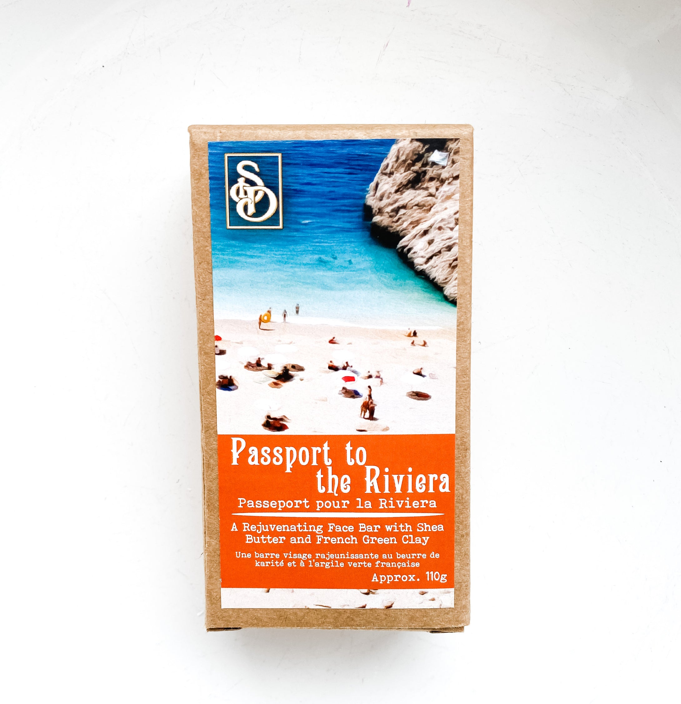Passport to the Riviera | The Healing Face Bar