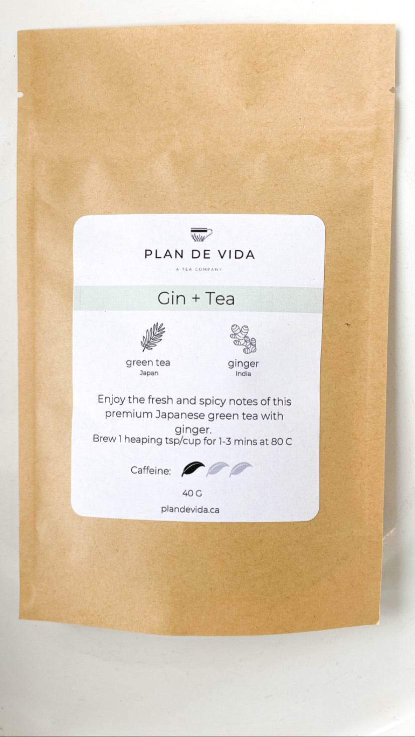 Gin + Tea Loose Leaf Tea