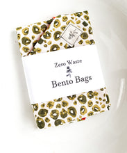 Load image into Gallery viewer, Zero Waste Bento Bags