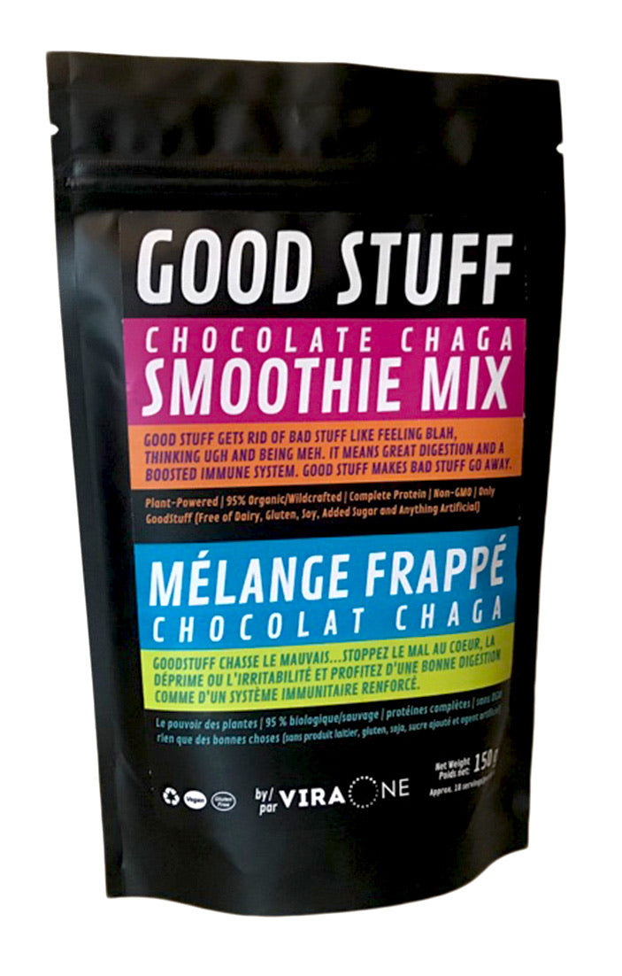 Chocolate Chaga GoodStuff Smoothie Mix
