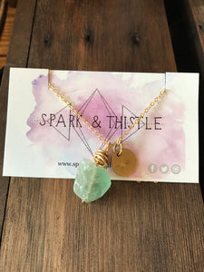 Spark & Thistle Necklace 6