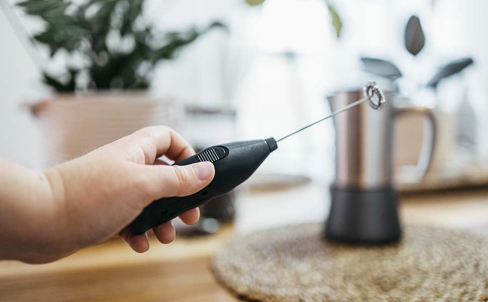 E-Z Latte Milk Frother
