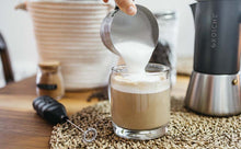 Load image into Gallery viewer, E-Z Latte Milk Frother