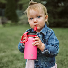 Load image into Gallery viewer, LIL CHILL Insulated Kids Water Bottle