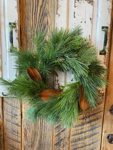 Wreath SMALL MOSS + THICKET Fresh PRE ORDER