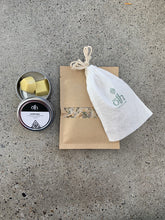 Load image into Gallery viewer, ōTH Pure Body Care: Lotion Bar + Herbal Oat Milk Bath Gift Pack