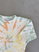 Load image into Gallery viewer, Hannah Sweatshirt (peach x lime)
