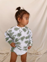 Load image into Gallery viewer, Baby Margot Bloomer Avocado Tie Dye
