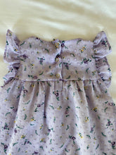 Load image into Gallery viewer, Daisy Girl Floral Dress Lilac