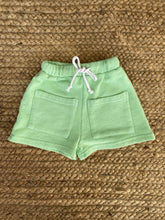 Load image into Gallery viewer, Byron Bay Unisex Kids Shorts Avocado