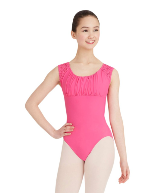 Capezio Cap Sleeve Synergy Leotard
