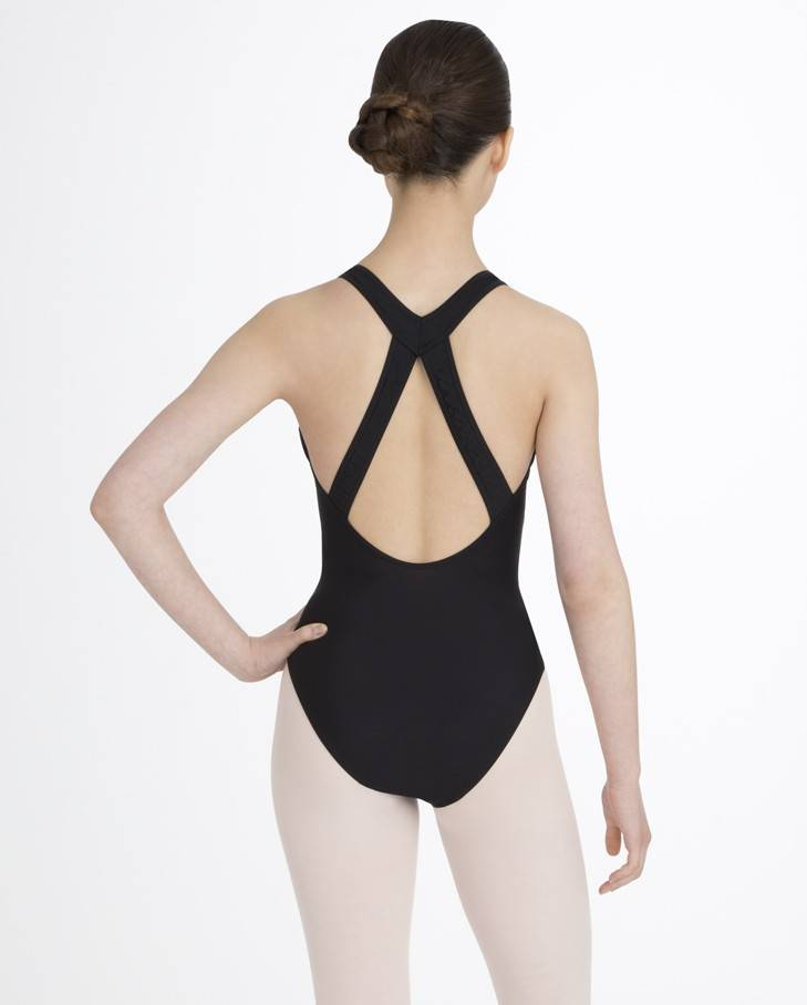 10189 Wide X-Strap Leotard