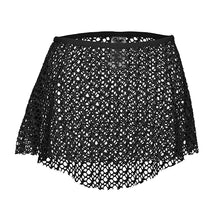 Load image into Gallery viewer, 10192 Capezio pull on jacquard ballet skirt