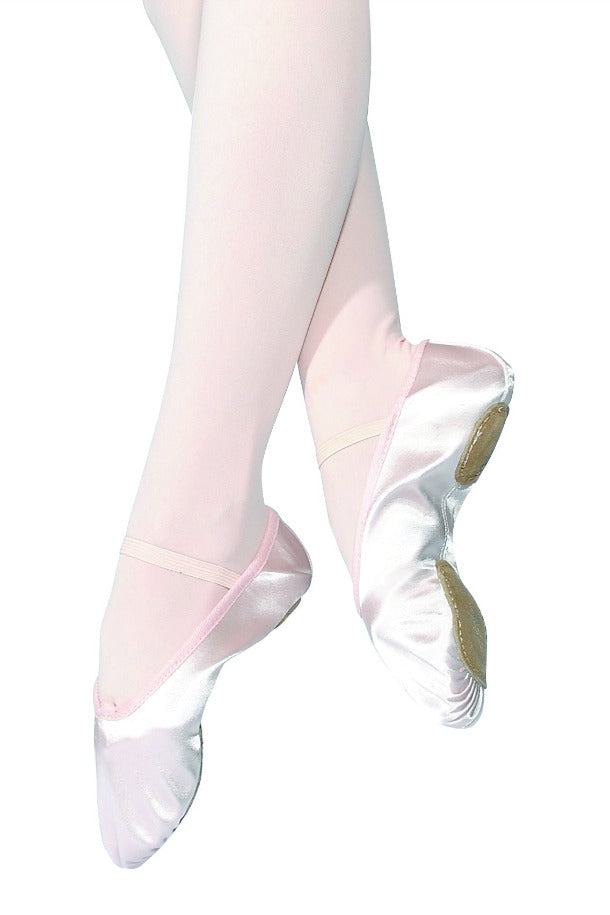 2SS/S Satin Roch Valley Ballet Shoes