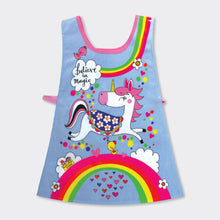 Load image into Gallery viewer, Unicorns & Rainbows Children's Tabard
