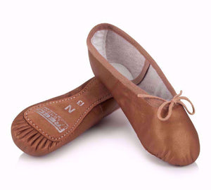 RAD Approved Full Suede Sole Ballet Shoe