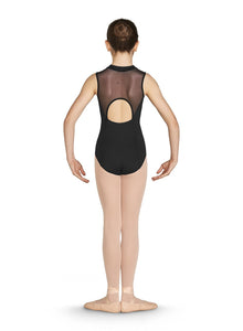 Misty Zipper Front Leotard