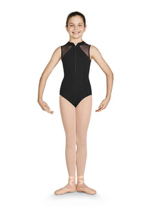 CL2977 Misty Zipper Front Leotard