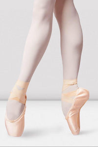 ES0162L Balance Lisse Bloch Pointe Shoes