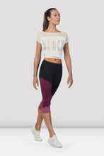 Load image into Gallery viewer, FT5206 Ladies Crop Mesh Tee