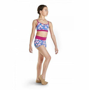 KA010T Bloch Rosies Crop Top