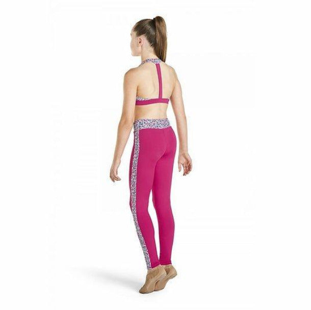 Kaia Children's Crop Top and leggings