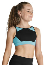Load image into Gallery viewer, KA038T High Neck Crop Top
