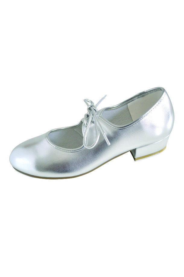 Silver Roch Valley Tap Shoes