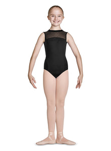 M464C Girls Mirella Tank Leotard