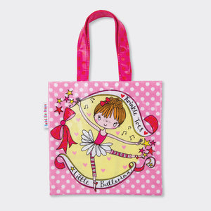 Mini Tote Bag ‐ Little Ballerina