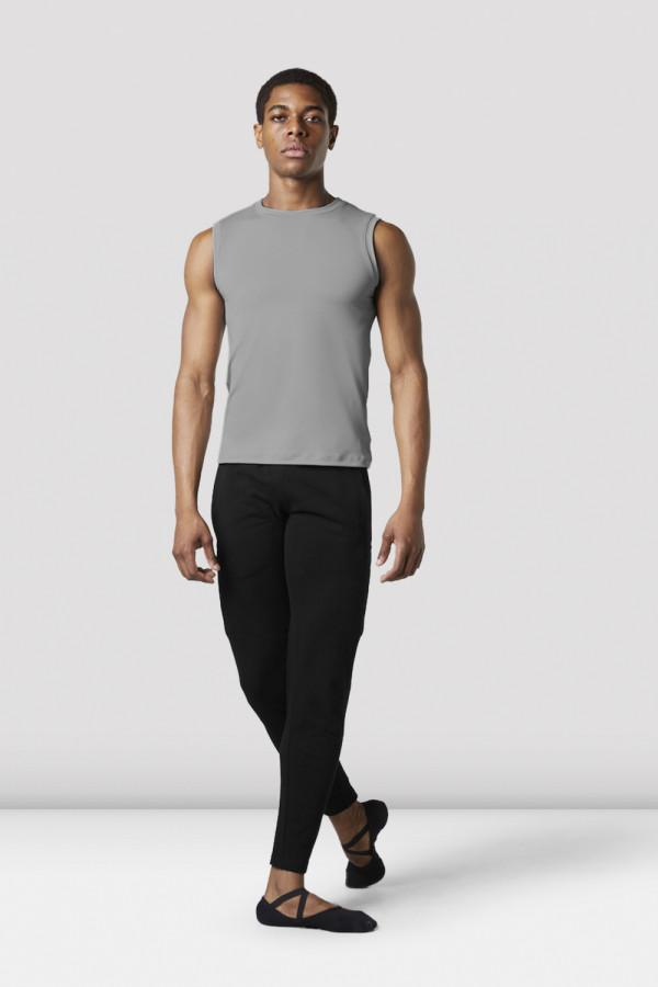 MP007 Mens Warm Up Logo Track Pant