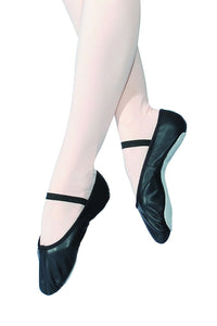 Leather Ballet Shoes - Childrens