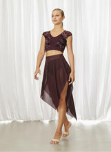 Load image into Gallery viewer, R3541 Bloch Dance Skirt