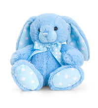 Load image into Gallery viewer, 15cm Baby Spotty Keel Toy Rabbit