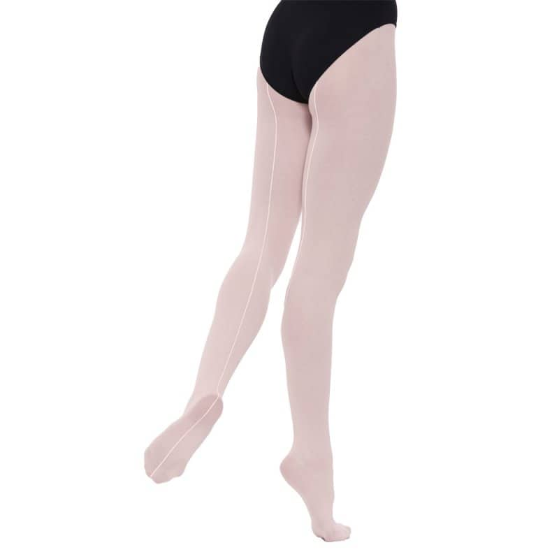 Seamed Footed Dance Tights