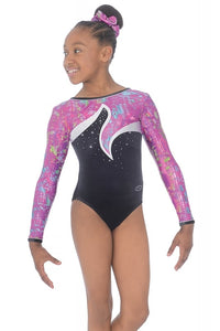 Long Sleeve Leotard Gymnastics Leotard