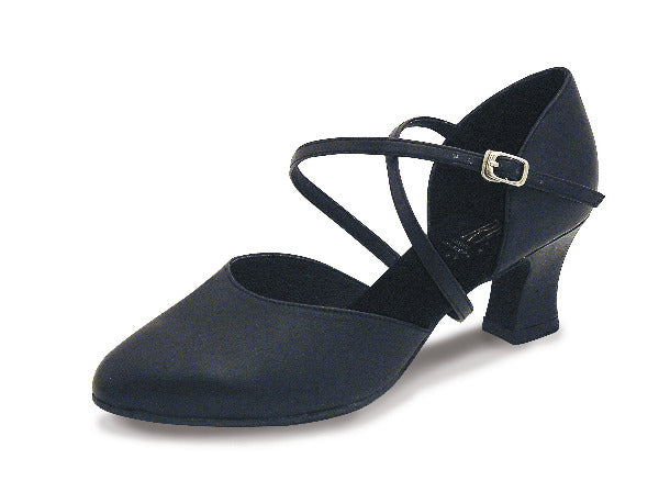 Anceta Closed Toe Ballroom Shoes