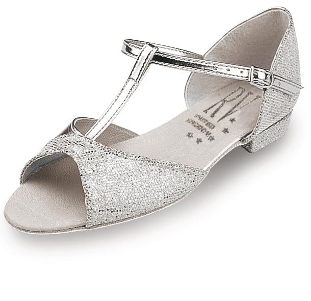 Stacey/S Low Heel Ballroom Shoe
