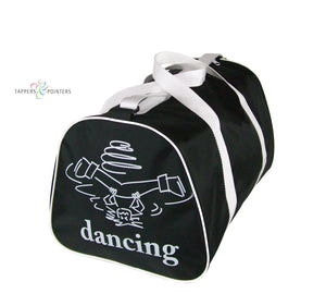 Tappers And Pointers Medium Holdall Breakdancer Motif