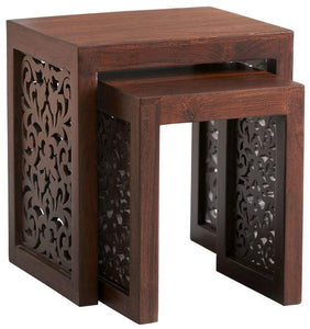 Maharaja  Sheesham  Nesting Tables