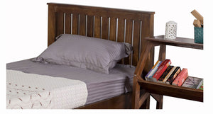 Sheesham Single Bed