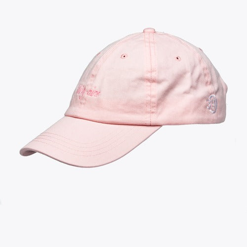 Thirty-nine cap roze Panel Dad Cap