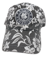 Proudly Canadian Grey Floral Cap